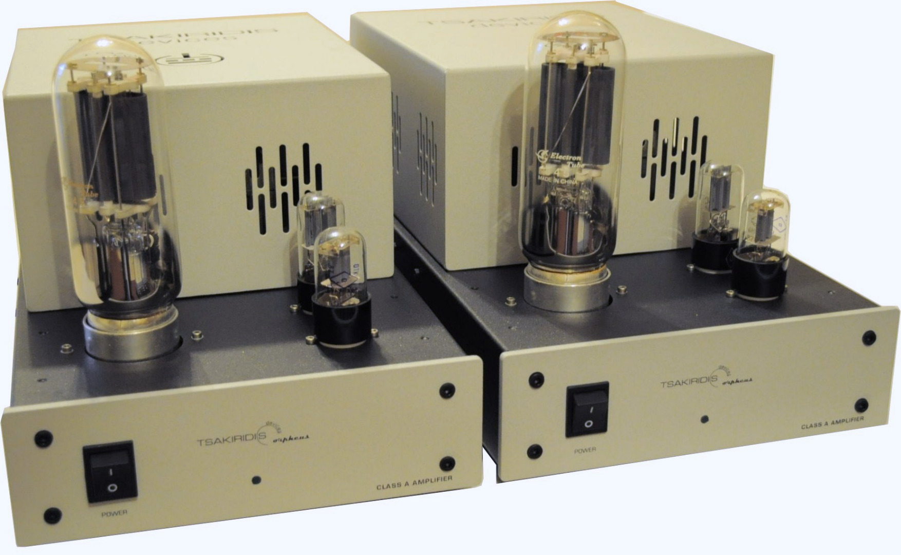 211 Set Amplifier